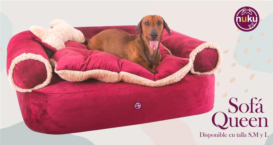 Sofa para perros Queen Nuku